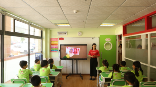 【搜狐新闻网报道】双师课堂让孩子们的课后服务更靠谱