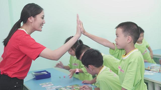 让孩子在专业老师的陪伴下过一个充实的暑假