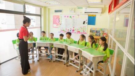 """【长城网报道】孩子放学与家长下班有时差?课后托管来""""填空"""""""