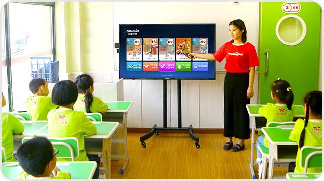 课程设置优化课后服务机构的教学场景