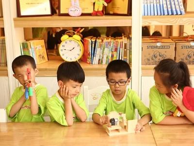 加盟了妙成长幼小衔接后,广东佛山同济校区赚的盆满钵满