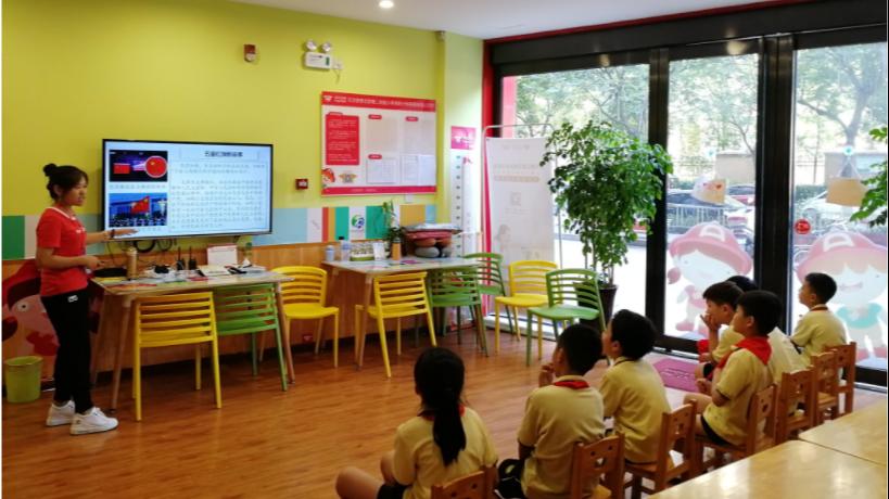 【中国江苏网报道】一年级一天五个四会生字,全能双师让课堂乐起来