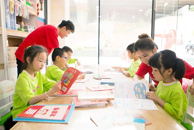 贴心的课程和教学服务,让孩子喜欢、家长放心